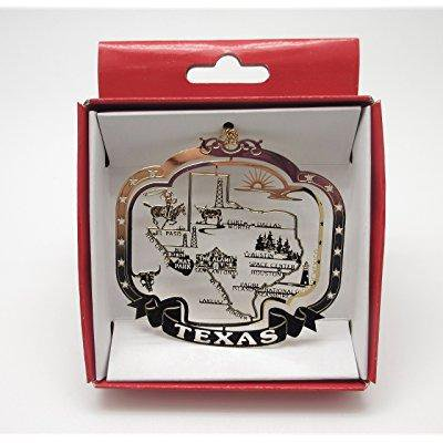 texas state christmas ornament souvenir gift dallas san antonio houston austin +more by nations treasures](Halloween Events Dallas Texas)