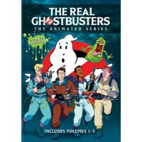 The Real Ghostbusters: Complete Collection (DVD)
