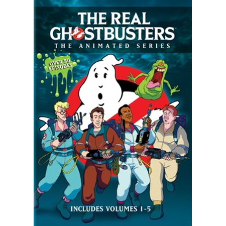 The Real Ghostbusters: Complete Collection (DVD) - The Real Origin Of Halloween