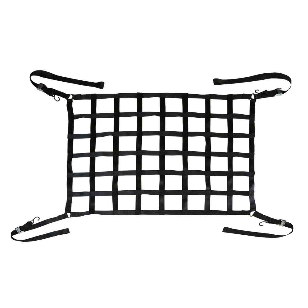 US Cargo Control Truck Bed Cargo Nets with Cam Buckles an...