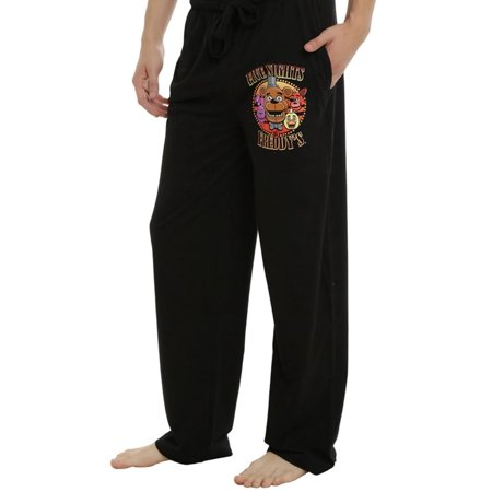 Five Nights At Freddy S Group Image Men S Lounge Pants X Large