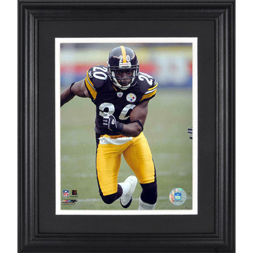 NFL - Bryant McFadden Pittsburgh Steelers Framed Unsigned 8x10 Photograph