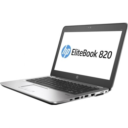 "HP EliteBook 820 G4 12.5"" LCD Notebook - Intel Core i7 (7th Gen) i7-7500U Dual-core (2 Core) 2.70 GHz - 8GB DDR4 SDRAM - 256GB SSD - Windows 10 Pro 64-bit - 1920 x 1080"