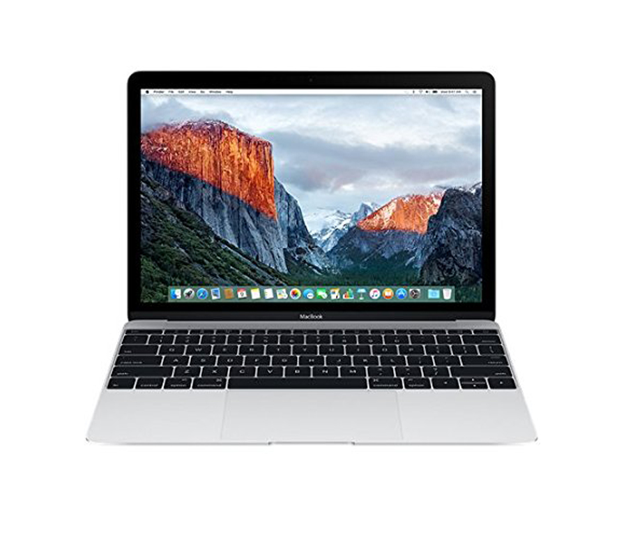 Apple MacBook MLHC2LL A 12-Inch Laptop with Retina Display (Silver, 512 GB) by Apple