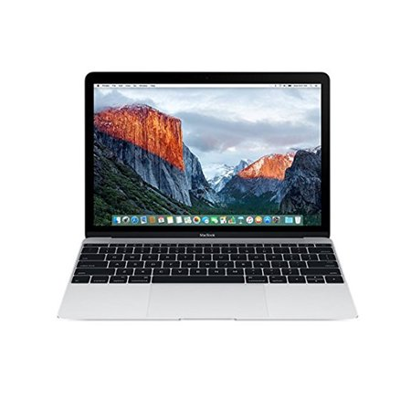 Apple MacBook MLHC2LL/A 12-Inch Laptop with Retina Display (Silver, 512 GB)
