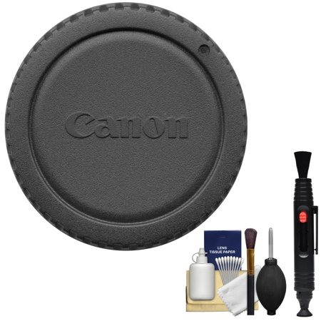 - Canon RF-3 Camera Cover Body Cap with DSLR Cleaning Kit