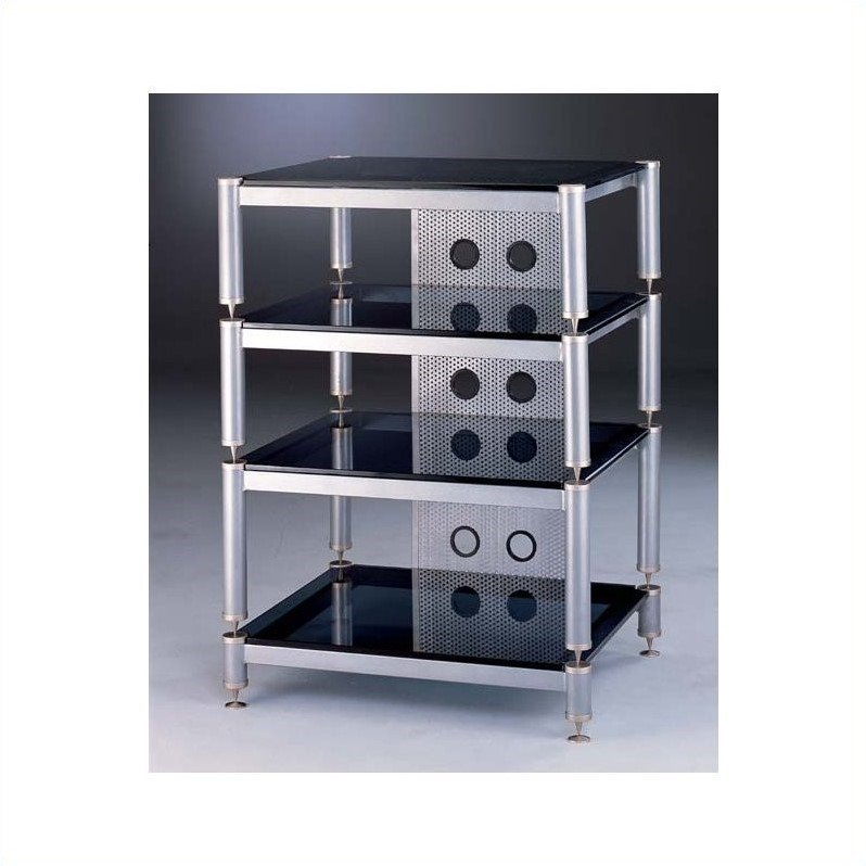 VTI BLG Series 4 Shelf Audio Rack