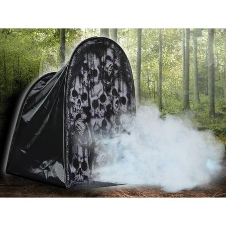 Skulls Tombstone Fog Machine Cover Halloween - Scary Tombstone Sayings Halloween