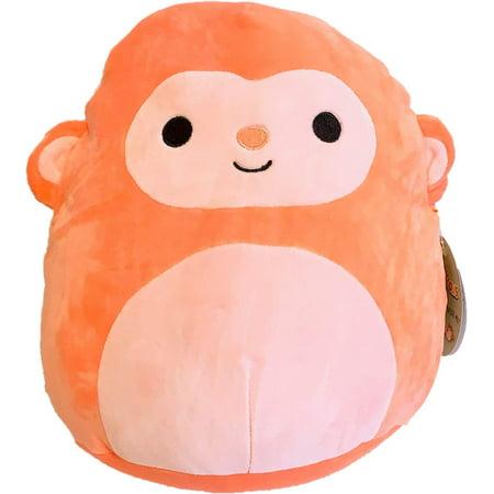 Squishmallow 16 Inch Pillow Pet Plush - Monkey