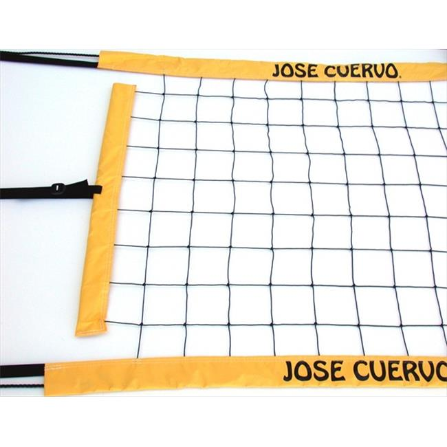 Home Court JCPNR Jose Cuervo Pro Rope Volleyball Net by Home Court