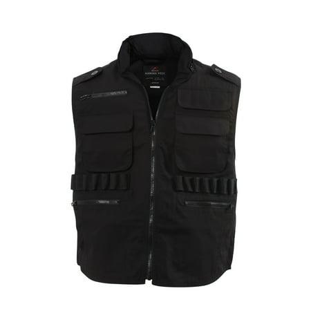 Ranger Vest, Black Kids Black Ranger Vest