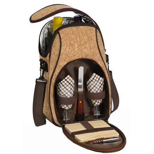 August Grove Picnic Backpack