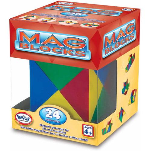 Mag Blocks 24 Piece Set