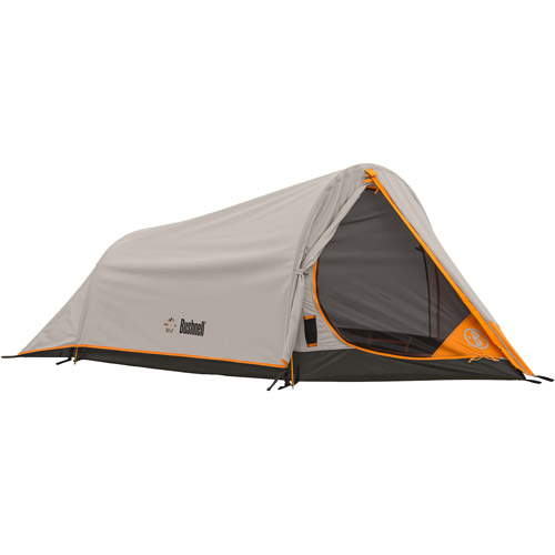 Bushnell Roam Series 8.5u0027 x 3u0027 Backpacking Tent ...  sc 1 st  Walmart & Bushnell Roam Series 8.5u0027 x 3u0027 Backpacking Tent Sleeps 1 ...