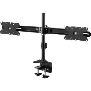 Amer.Com AMR2C32 Dual Clamp Monitor Mount