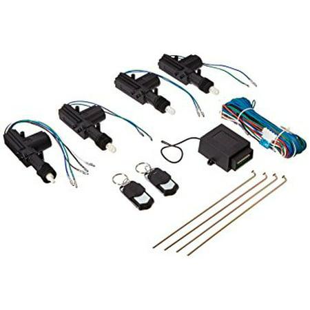 Spec-D Tuning CDS-110B 2/4-Door Power Auto Lock/Unlock Central Power Control+Keyless Remote