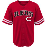 Youth Red Cincinnati Reds Team Jersey