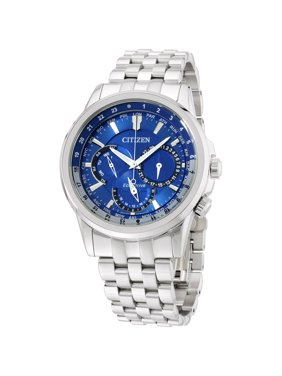 2a57e8ef2e81e Product Image Eco-Drive Calendrier World Time Mens Watch BU2021-51L. CITIZEN