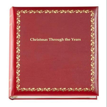Christmas through the Years Photo Album ()