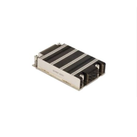 Supermicro 216175 Fn Snk-p0062p 1u H11 Amd Epyc 7000 Sp3 Cpu Heat Sink  Brown Box