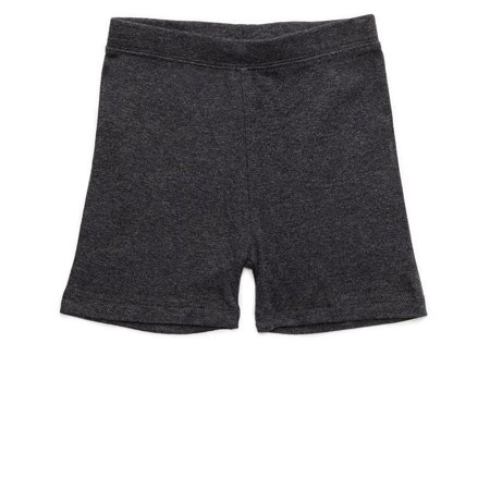 Leveret Girls Shorts Bike Pants 94% Cotton 6% Spandex (Size 2-5 Years)