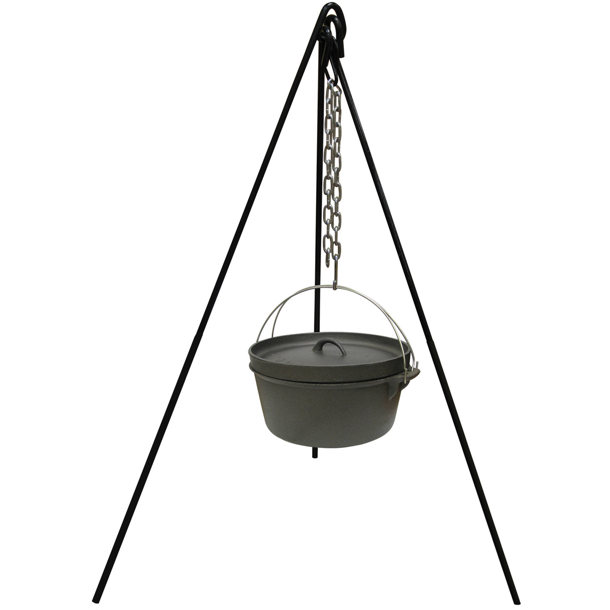 Stansport Cast Iron Camp Fire Tripod Image 1 of 2