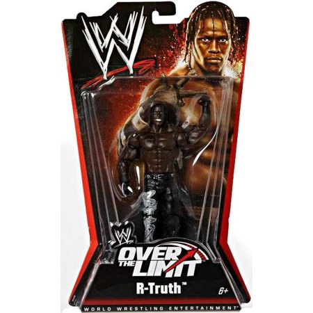 WWE Wrestling Over The Limit Series 5 R-Truth Action Figure ()