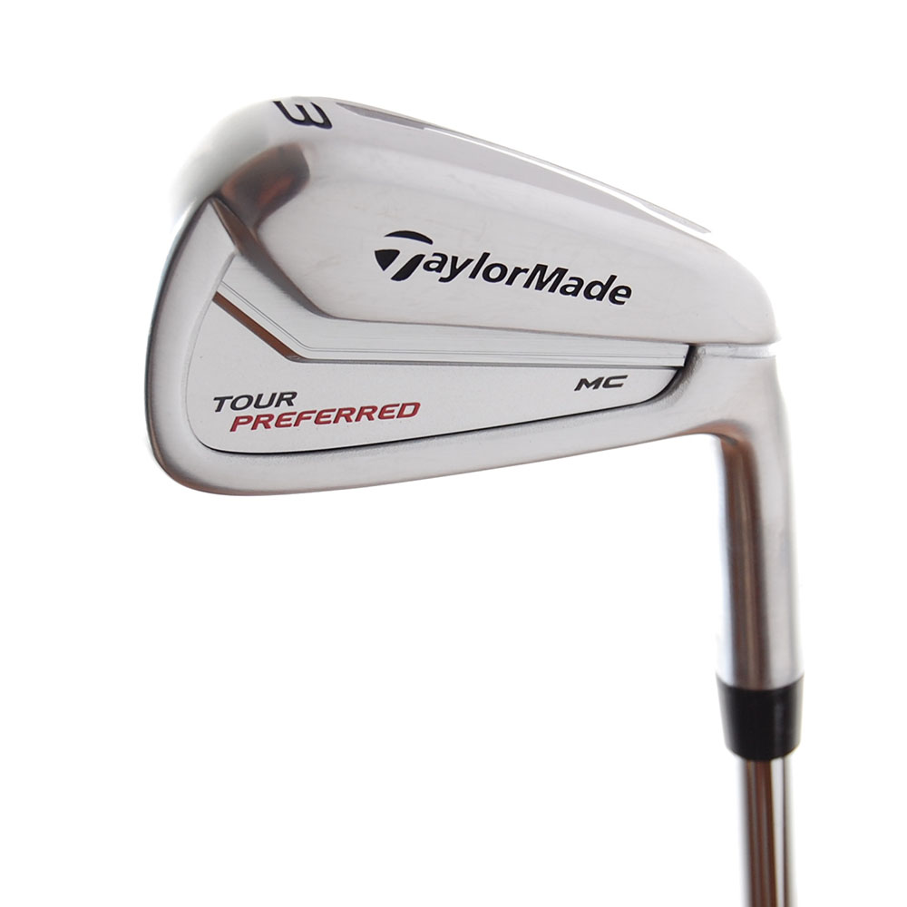 New TaylorMade Tour Preferred MC 3-Iron Dynamic Gold Pro S300 Stiff Steel RH