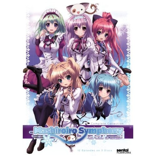 Mashiroiro Symphony: The Color Of Lovers - The Complete Collection