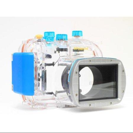 Polaroid Dive Rated Waterproof Underwater Housing Case For Nikon Coolpix P7100 Digital (Designer Series Camera Housings)