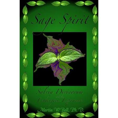 Salvia Scarlet Sage - Sage Spirit - Salvia Divinorum and the Entheogenic Experience