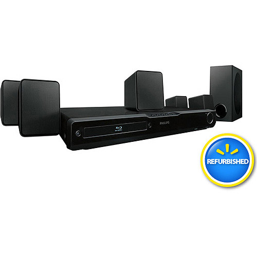 Philips HTS3051BV/F7 Blu-ray Home Theater System, Refurbished