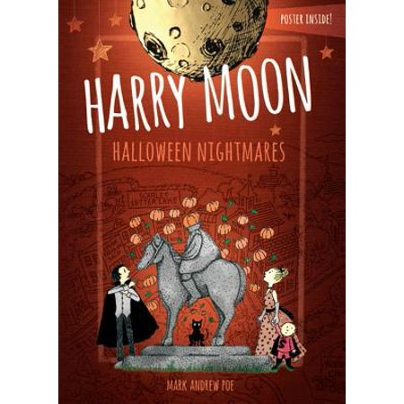 Halloween Nightmares - Color Edition : The Amazing Adventures Of Harry Moon