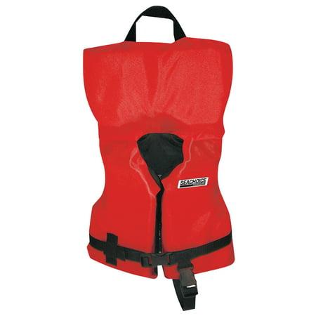 SeaChoice Red Type III General Purpose Vest