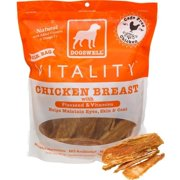 Dogswell Vitality Chicken Breast Dog Treats, 24 Oz
