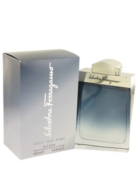 Salvatore Ferragamo Subtil Eau De Toilette Spray for Men 3.4 oz