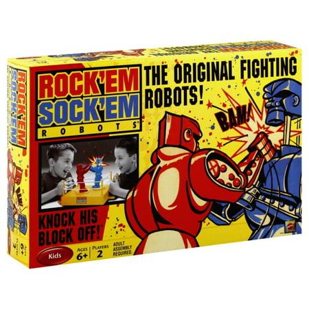 Rock 'em Sock 'em Robots Game ()
