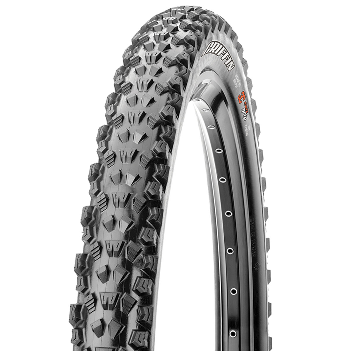 Maxxis Griffin Triple Compound Dual Ply Wire Bead Downhill Bike Tire