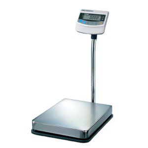 Cas Label Printing Scale (CAS BW Series Bench Scale - 300 lb---BW-150DB )