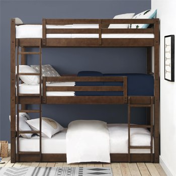 Better Homes & Gardens Tristan Triple Bunk Bed