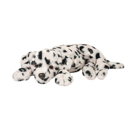 Domino Dalmatian 13 inch - Stuffed Animal by Douglas Cuddle Toys (1642)](Dalmatian Stuffed Animals)