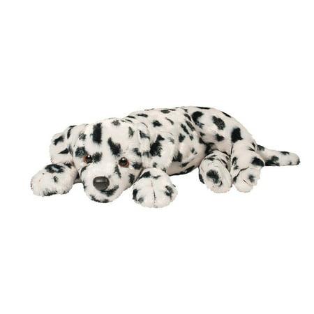 Domino Dalmatian 13 inch - Stuffed Animal by Douglas Cuddle Toys - Dalmatian Stuffed Animals