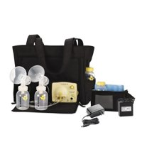 Medela Pump In Style Advanced Breast Pump with On-the-go Tote with International Adapter