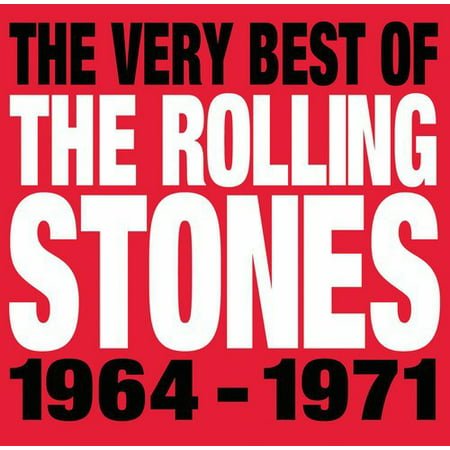 Very Best of the Rolling Stones 1964-1971 (The Best Spinning Music)
