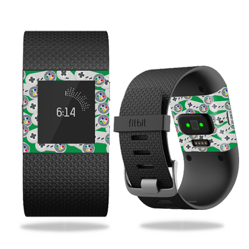 MightySkins Skin for Fitbit Charge 3 - Anime Fan | Protective, Durable, and Unique Vinyl Decal wrap cover | Easy To Apply, Remove, and Change Styles | Made in the USA