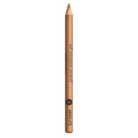 ABSOLUTE All Purpose Pencil Concealer - Tan (6 Pack) - image 1 of 1