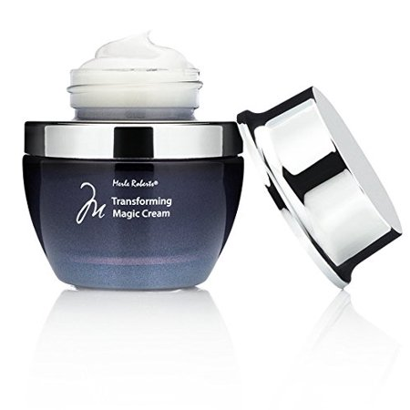 Merle Roberts Transforming Anti-Aging Magic Cream for fine lines, wrinkles and firming. 1oz. Results in as little as 7 days. (Flirty Little Secret Firming Cream With Pheromones)
