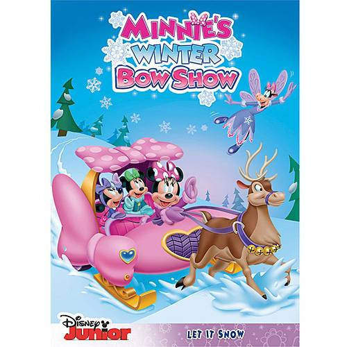 Mickey Mouse Clubhouse: Minnie's Winter Bow Show (Widescreen)