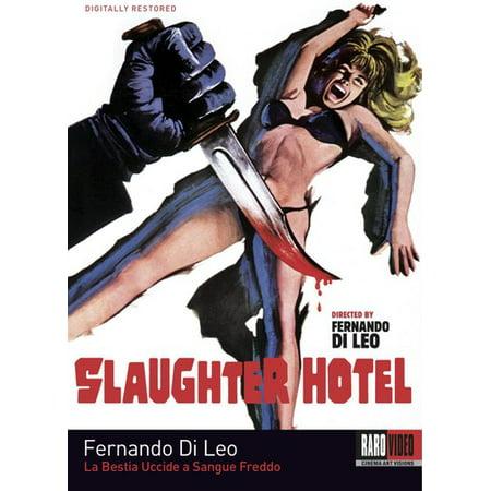 Slaughter Hotel (DVD) - Hostel Horror