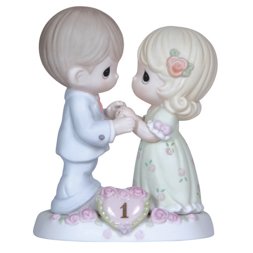 Precious Moments ''A Whole Year Filled with Special Moments'' Figurine